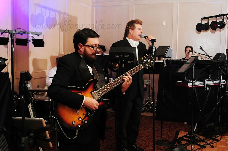 Shakespeare's Restaurant Wedding Entertainment John Parker Band