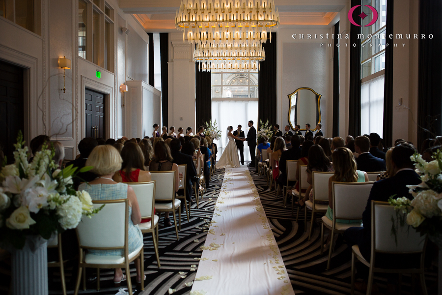Hotel Monaco-Pittsburgh-Wedding-Aisle
