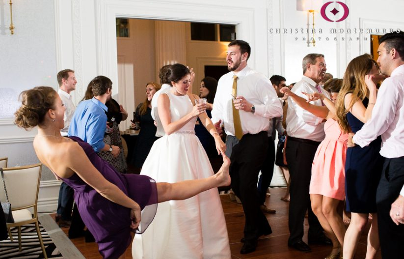 Hotel Monaco-Pittsburgh-Wedding-Dance-Floor