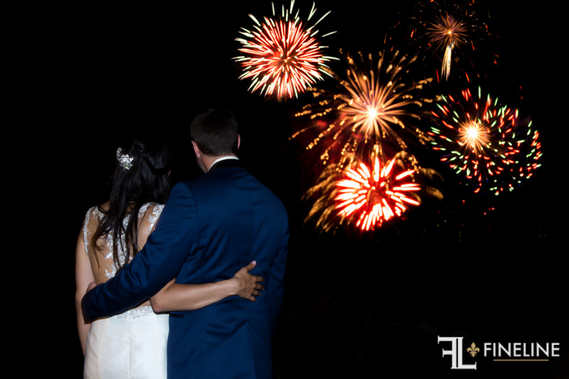 nemacolin woodlands-pittsburgh-wedding-fireworks