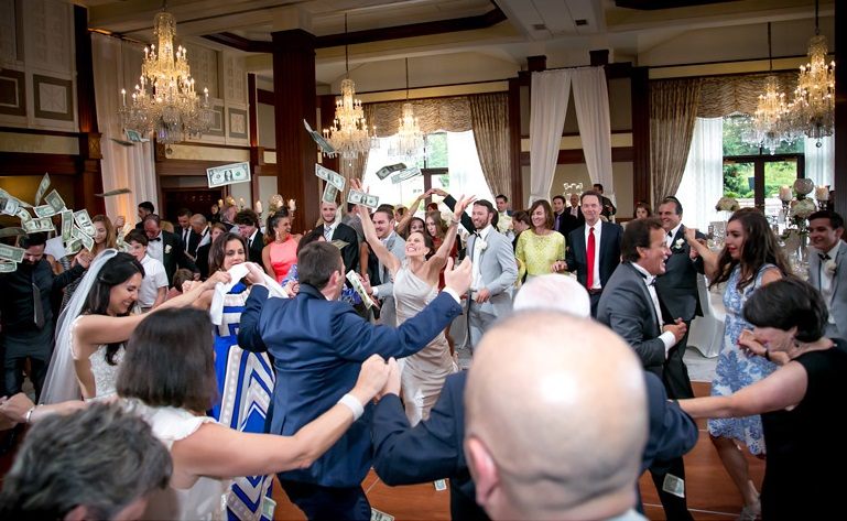 Nemacolin Woodlands Pittsburgh Wedding Traditional Greek Dancing
