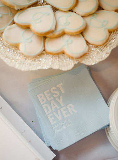 Seven Springs Pittsburgh Wedding Treats