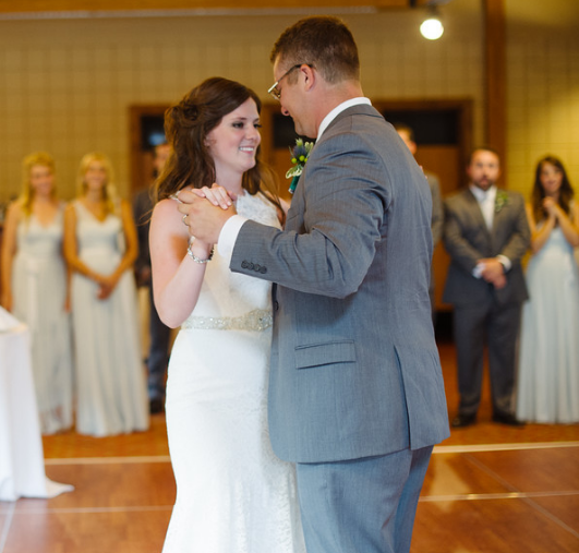 Seven Springs Pittsburgh Wedding First Dance Song
