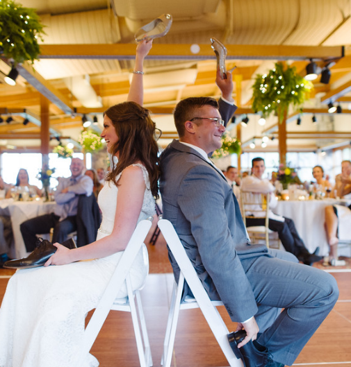 Seven Springs Pittsburgh Wedding Hosting Game