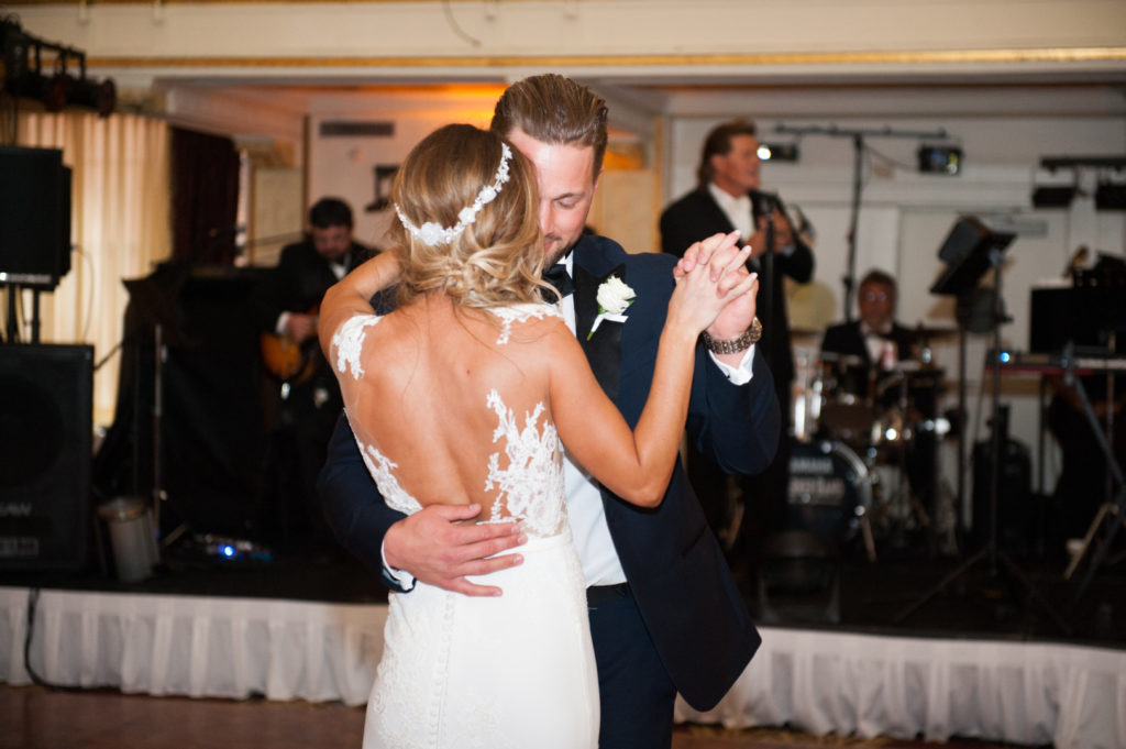 William Penn Wedding Bride and Groom First Dance