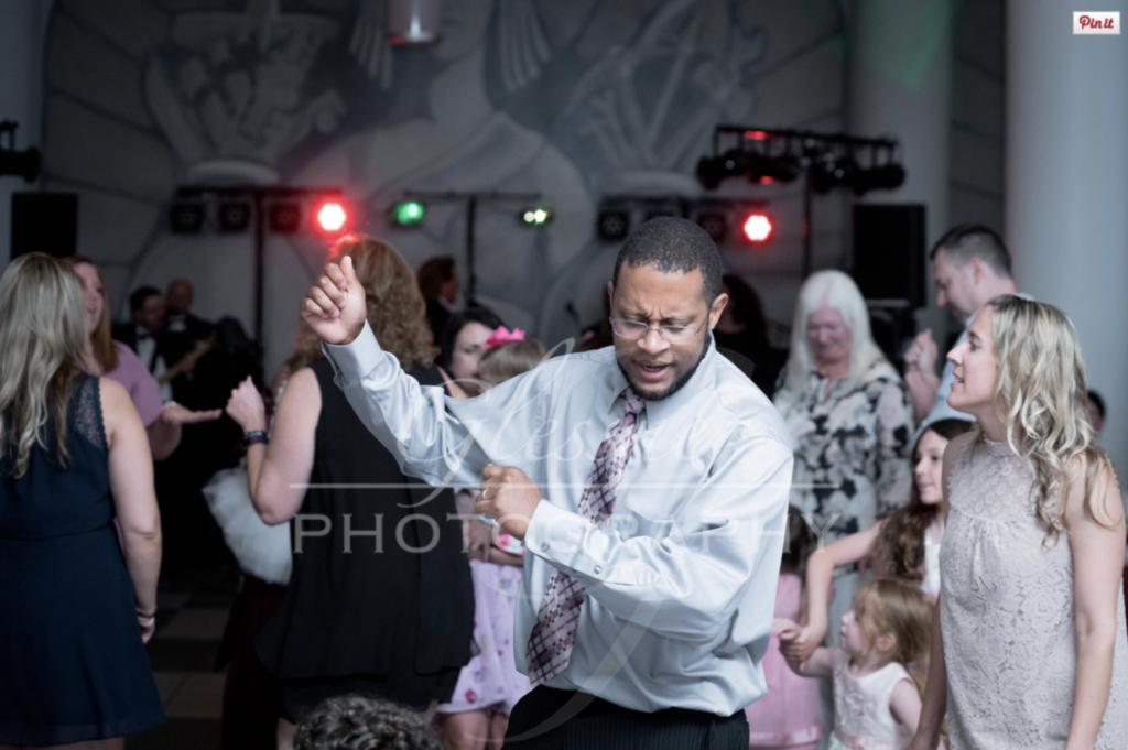 Altoona Heritage Discovery Center Wedding Dance Floor John Parker Band