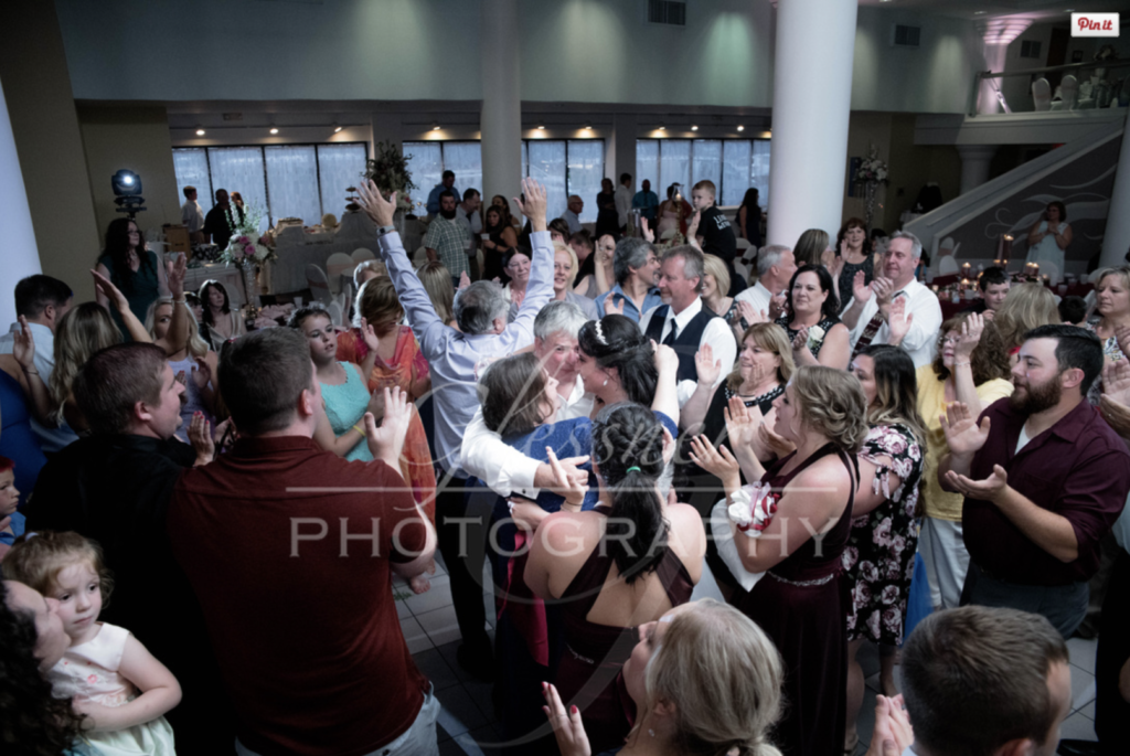 Altoona Heritage Discovery Center Wedding Fun Dancing John Parker Band