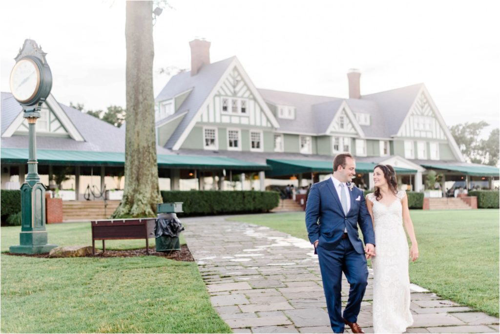 Oakmont-Country-Club-Bride Groom Clubhouse