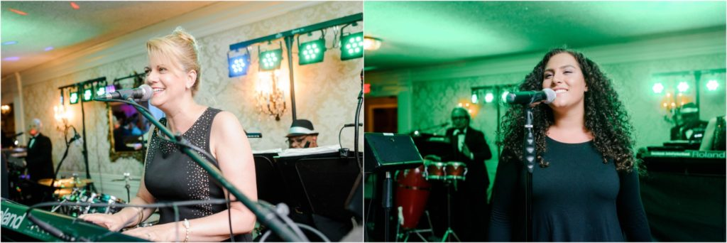 Oakmont-Country-Club-Wedding-John Parker Band Female Vocalists